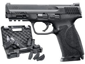 Smith and Wesson MP9 M2.0 Range