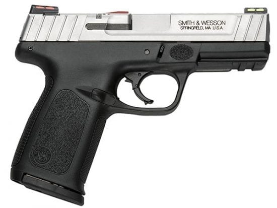 Smith and Wesson SD9VE Hi-Viz