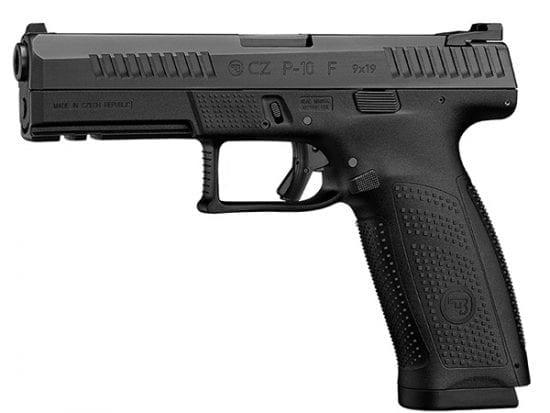 CZ-USA P10F Black