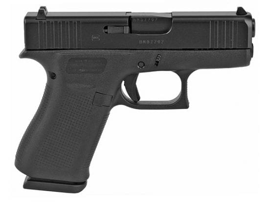 Glock 43X Black