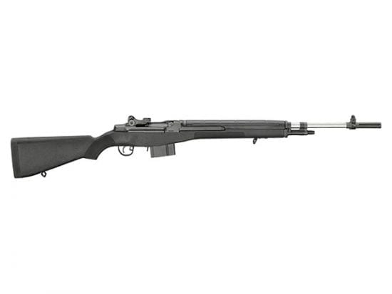 Springfield M1A Loaded Stainless