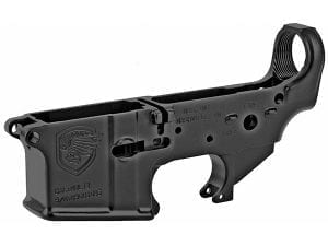 BRAND/MODEL: Military Systems Group AR Lower CALIBER: 556/223 FRAME: Billet Aluminum TYPE: Stripped Lower Receiver