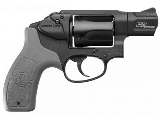 S&W Bodyguard 38 CT Red Laser