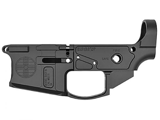 Shield Arms SA-15 Billet Lower Receiver