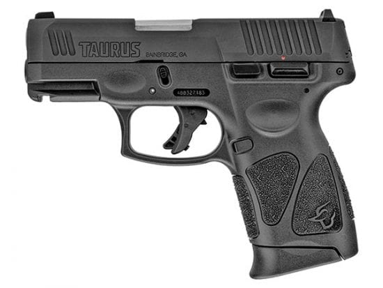 Taurus G3C 9mm Black