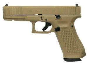 Glock 17 Gen5 MOS FDE
