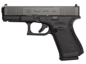 Glock 19 MOS Gen5