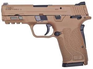 SW M&P9 2.0 EZ Shield FDE 9MM