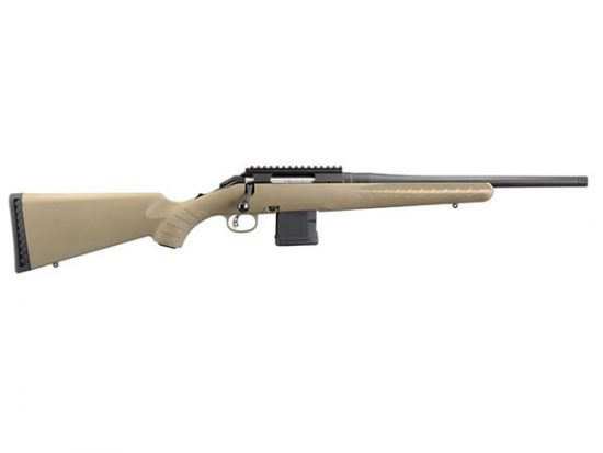 Ruger American Ranch FDE 556